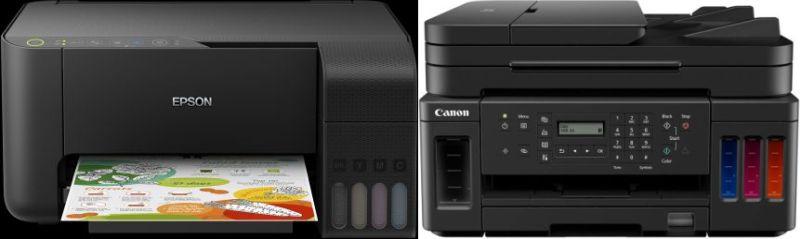 Epson o Canon: confronto tra i due marchi