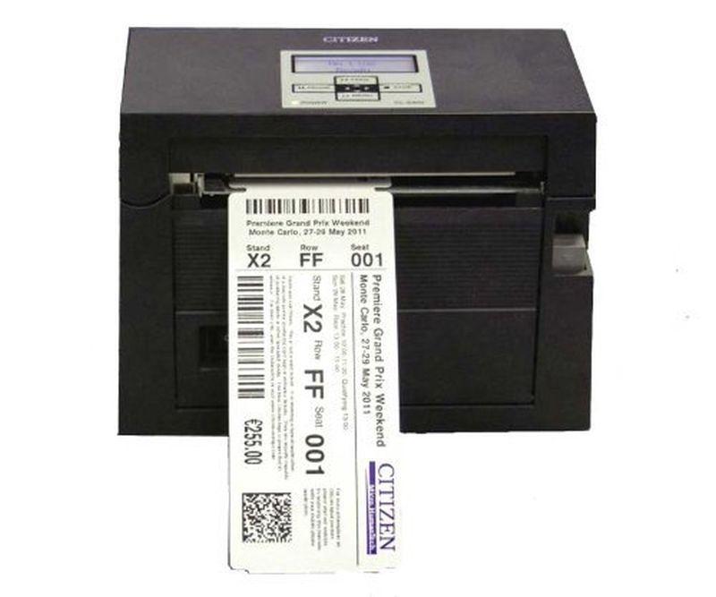 Guida all'uso di una stampante a trasferimento termico, info