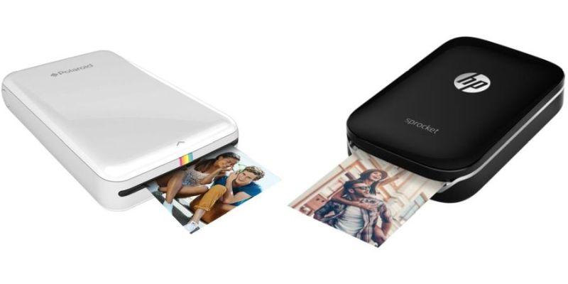 Hp o Polaroid, quale marca produce le migliori stampanti?