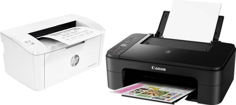 Stampante Canon o HP? Quale scegliere?